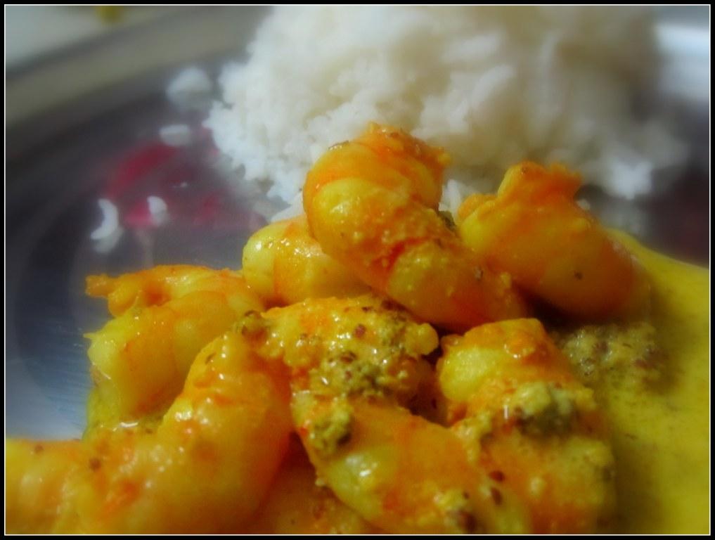 Bhapa Chingri