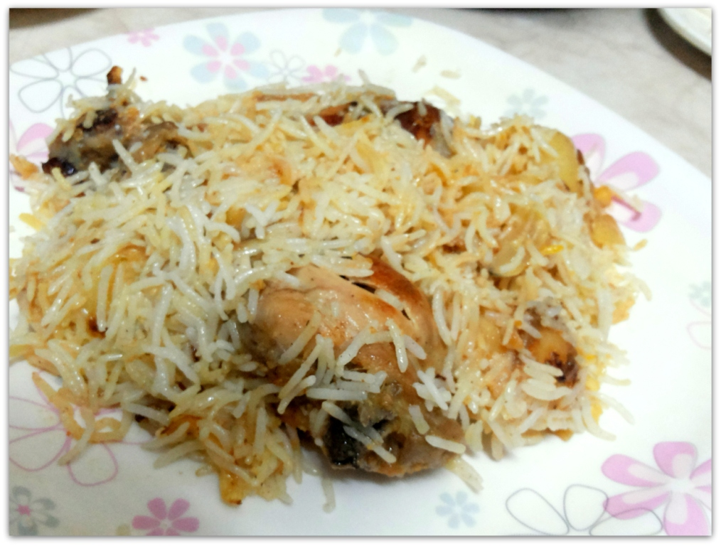 Kolkata style chicken biryani recipes by sharmistha dey i have tried a lot of biryani recipes but it never was as good as a real kolkata style chicken biryani then i found this recipe and tweaked it to my forumfinder Images