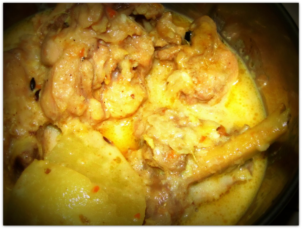 Sri-Lankan Chicken Curry