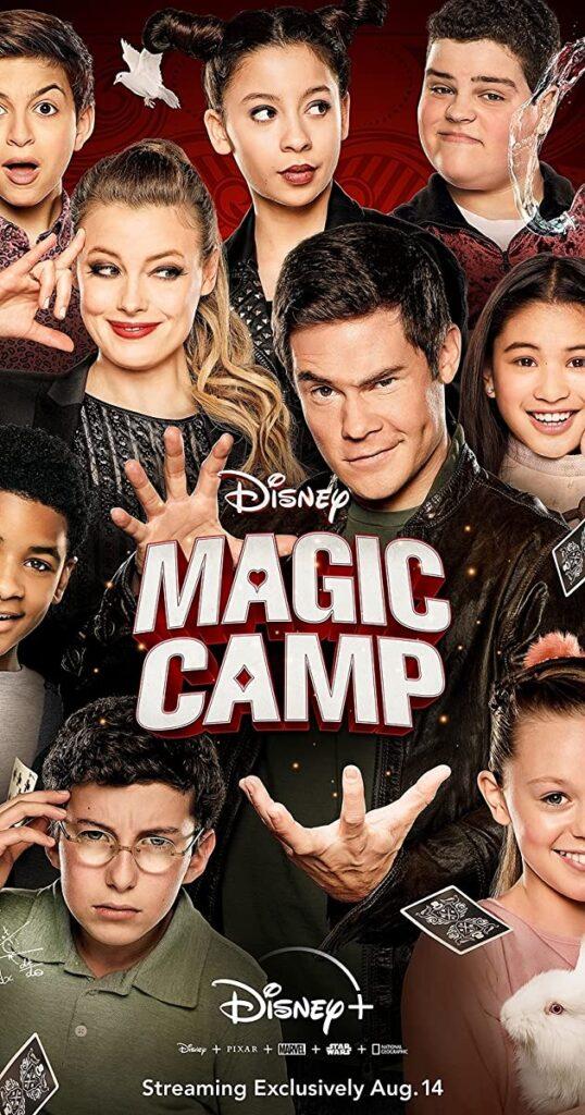 movie poster for magic camp. image source: www.imdb.com